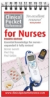 Clinical Pocket Reference for Nurses - Book