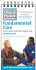 Clinical Pocket Reference Fundamental Care : A Person-Centred Approach - Book