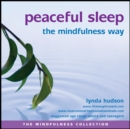 Peaceful Sleep the Mindfulness Way - Book