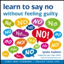Learn to say NO without feeling guilty - eAudiobook