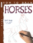 How To Draw Horses - Book