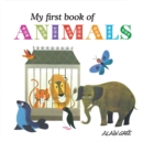 My First Book of Animals - Book