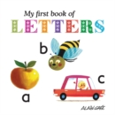 My First Book of Letters - Book