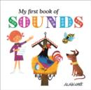My First Book of Sounds - Book