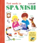 First Words in Spanish - Book