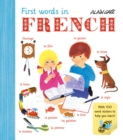 First Words in French - Book