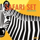 Mibo: The Safari Set (Board Book) - Book