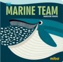 Mibo: The Marine Team (Board Book) - Book
