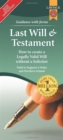 Last Will & Testament Form Pack : How to Create a Legally Valid Will without a Solicitor in England, Wales and Northern Ireland - Book