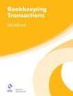 Bookkeeping Transactions Workbook - Book