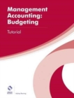 Management Accounting: Budgeting Tutorial - Book