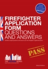 Firefighter Application Form Questions and Answers Workbook - eBook