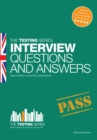 Interview Questions and Answers - eBook