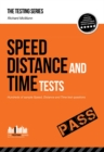 Speed, Distance and Time Tests - eBook