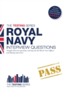 Royal Navy Interview Questions : How to Pass the Royal Navy Interview - Book