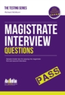 Magistrate interview questions - eBook