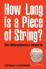 How Long Is a Piece of String? : More Hidden Mathematics of Everyday Life - eBook