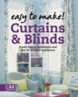 Easy to Make! Curtains & Blinds : Expert Advice, Techniques and Tips for Sewers - eBook
