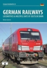 German Railways Part 1: Locomtoives & Multiple Units of Deutsche Bahn - Book