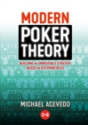 Modern Poker Theory : Building an Unbeatable Strategy Based on GTO Principles - Book