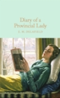 Diary of a Provincial Lady - Book