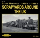 Scrapyards around the Uk - Book