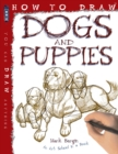 How To Draw Dogs And Puppies - Book