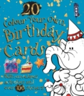 Colour Your Own: Birthday Cards - Book