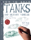 How To Draw Tanks - Book
