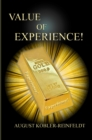 Value of Experience! - eBook