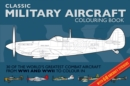 Classic Military Aircraft Colouring Book - Book