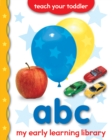 My Early Learning Library: ABC - Book