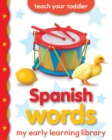 SPANISH WORDS - Book
