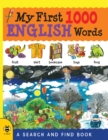 My First 1000 English Words - Book