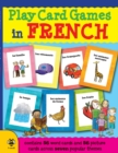 Play Card Games in French - Book