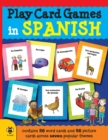 Play Card Games in Spanish - Book