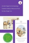 Ancient Egypt and Archaeology Creative Literacy Resource Pack for Key Stage Two - Book