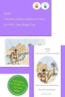 Egypt Creative Literacy Resource Pack for Key Stage One and EYFS - Book