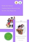 Pirates and Treasure Creative Literacy Resource Pack for Key Stage One and EYFS - Book