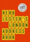 Herb Lester's London Address Book - Book
