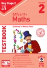 KS2 Maths Year 4/5 Testbook 2 : Standard 15 Minute Tests - Book