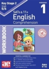 KS2 English Comprehension Year 5/6 Workbook 1 - Book