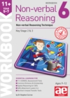 11+ Non-verbal Reasoning Year 5-7 Workbook 6 : Non-verbal Reasoning Technique - Book