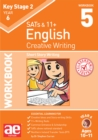 KS2 Creative Writing Workbook 5 : Short Story Writing - Book