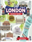 London Sticker Book - Book