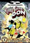 Long Gone Don: The Monstrous Underworld - Book