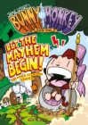 Bunny vs Monkey 1: Let the Mayhem Begin - Book