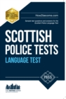 Scottish Police Language Tests : Standard Entrance Test (SET) Sample Test Questions and Answers for the Scottish Police Language Test - Book
