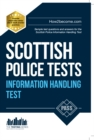 Scottish Police Information Handling Tests : Standard Entrance Test (SET) Sample Test Questions and Answers for the Scottish Police Information Handling Test - Book