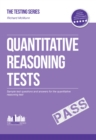 QUANTITATIVE Reasoning Tests - The ULTIMATE guide to passing quantitative reasoning tests - eBook